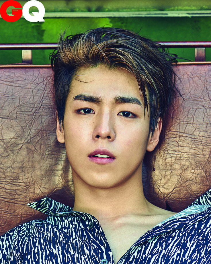 Lee Hyun Woo - GQ Magazine July Issue '15