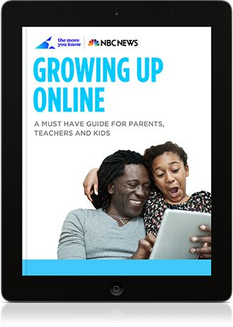 eBooks: Growing Up Online - Free Online Security and Internet Safety eBook for Kids