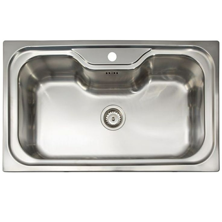 Carron Phoenix Arristo 50 1 0 Bowl Polished Stainless Steel Kitchen Sink At Bumper Sale Rate At