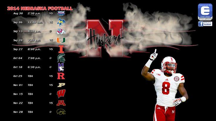 Best 25 husker schedule ideas on pinterest husker game - Nebraska football wallpaper ...