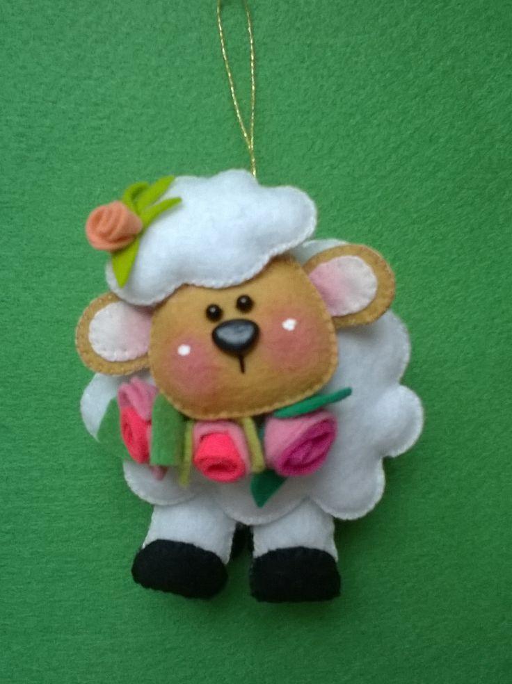 Feltie sheep