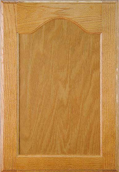 Woodmonrt Doors Plywood Panel Cabinet Arch Top