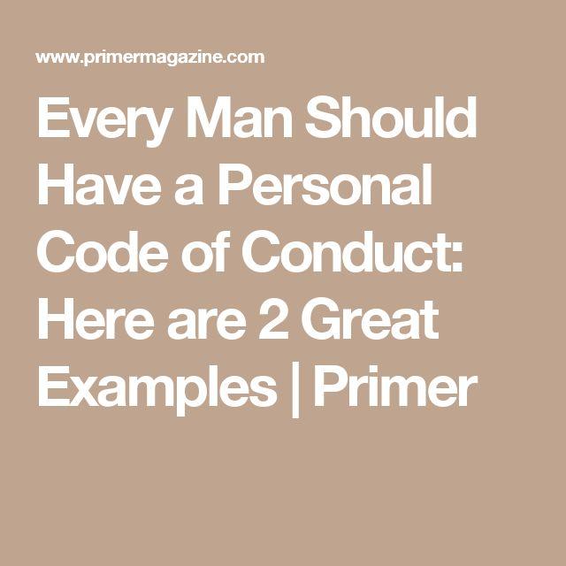 Les 25 meilleures idées de la catégorie Ejemplos de conducta sur - code of conduct example
