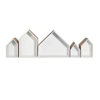 Row of Houses (Set of 5) $199.95 #sweetcreations #baby #toddlers #kids #furniture
