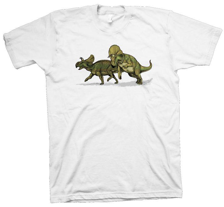 Avaceratops T-Shirt , Nerdy Dinosaur Science Geek Cute Dino Funny Nerd Tee - T-Shirts