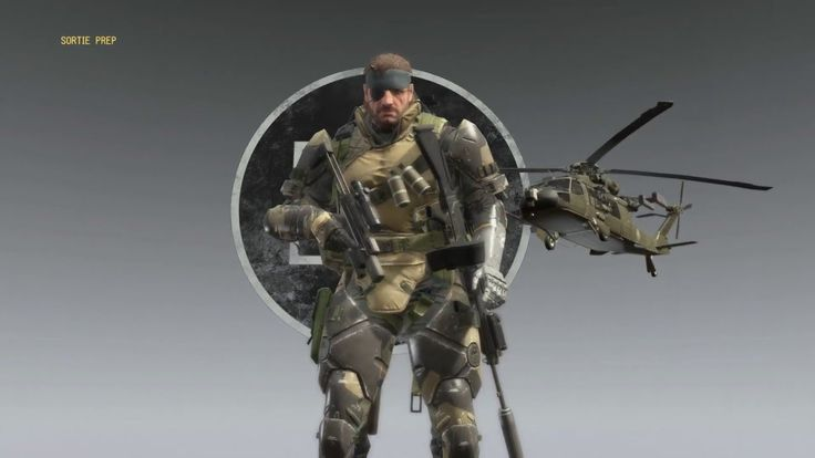MGS5: FOB Infiltration SECURITY LVL 64 Perfect Stealth