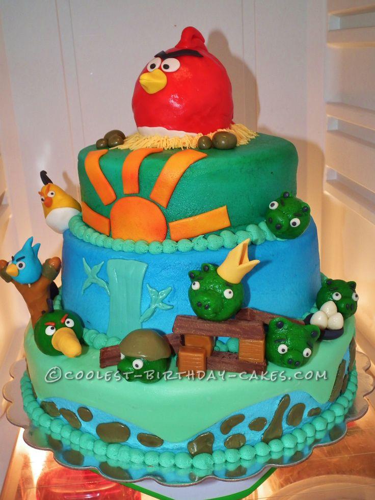 Best Birthday Cake Ideas Images On Pinterest Food Recipes - Good birthday cake ideas