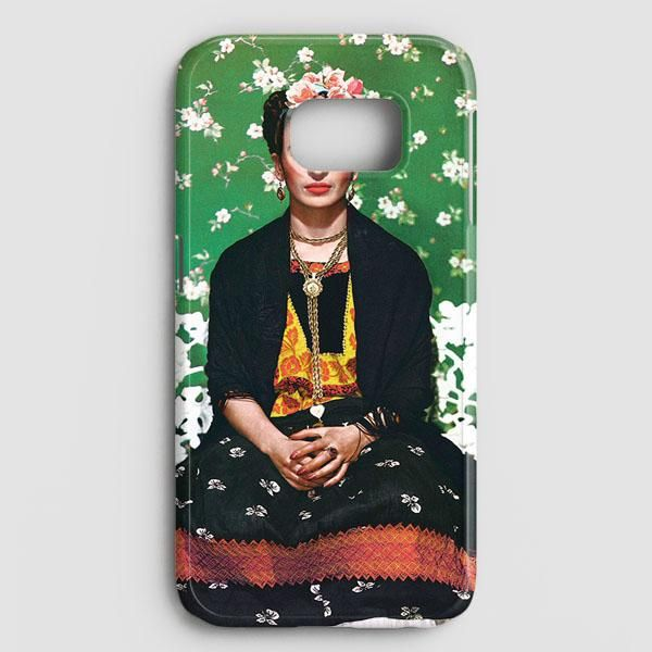 Frida Kahlo Samsung Galaxy S7 Edge Case