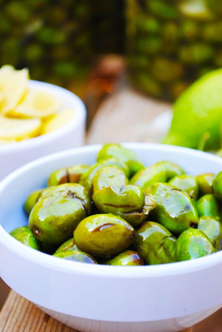 Cured Olives 1