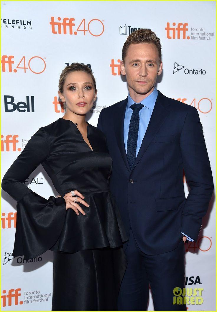 Tom Hiddleston & Elizabeth Olsen See 'The Light' At Toronto Film Festival 2015