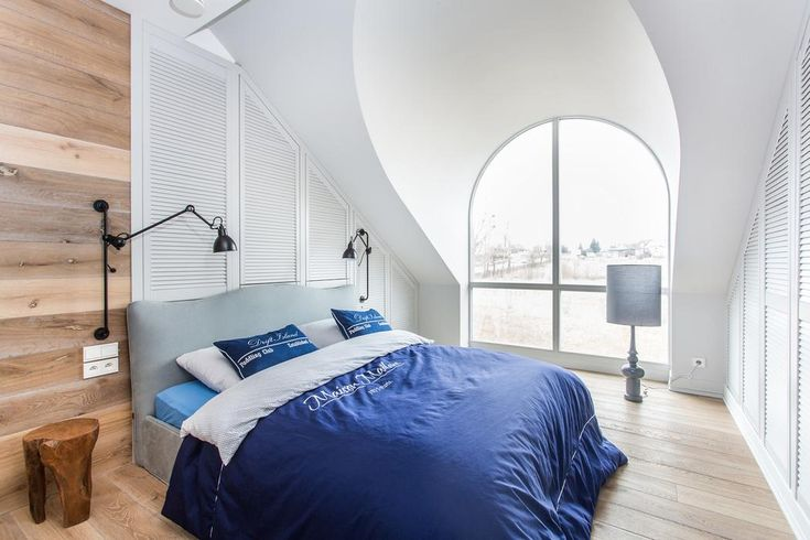 Use your chance to see 15 attic bedroom design that will brighten up your day.
