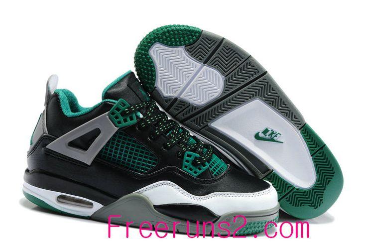 nike air max 2010 noir - Shop Half off Air Jordan 4 Kids Triple Black Lucky Green White ...