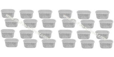 CUISINART Charcoal Water Filters (24 Pack) - DCC-RWF-24