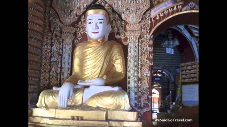 Video of Thanboddhay Pagoda, Monywa Disneyland of Buddhas, Myanmar (Burma)