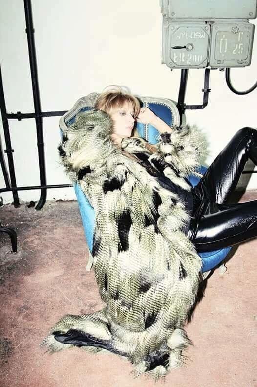 Model / Daggi ..fur by PtASZEK WINTER'17 collection .. shoot by me :)