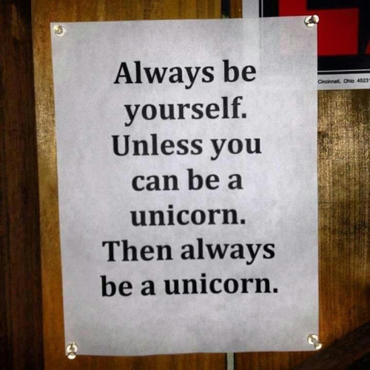 Love it.: Thoughts, Laughing, Inspiration, Quote, Wisdom, Funny Stuff, Living, Smile, Unicorns