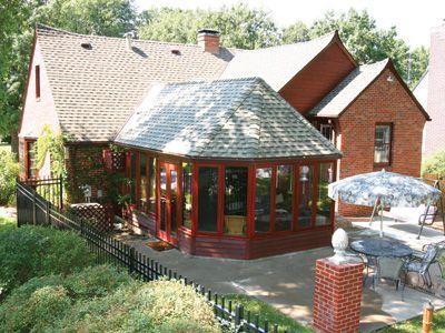 Best Straight Eave Glass Sunroom Images On Pinterest Sunrooms - Four seasons patio rooms