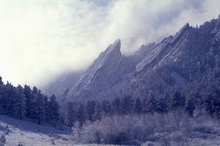 Boulder, Colorado | 34 Places That Are Even Better During The Winter