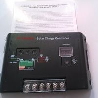 SOLAR CHARGER CONTROLLER 10A 12/24V