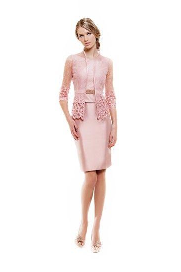 photo of ladies formal daywear design by Sonia Pena