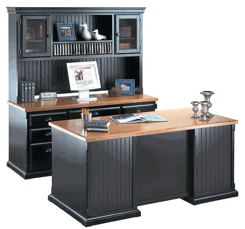 southampton oynx black office furniture our southampton office desk collection offers warm coastal influences with all of the for the office