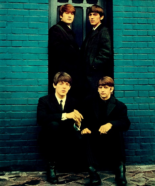 Beatles--THIS poster hung over my bed all through my teen years!!!