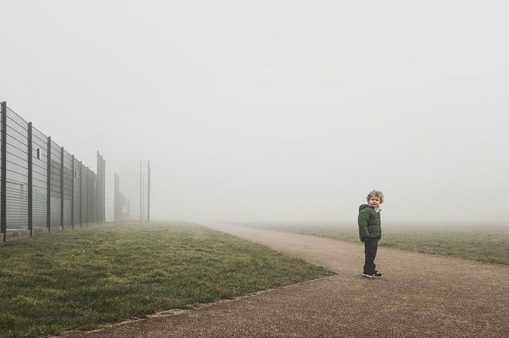 One from my foggy morning walk to school earlier today #fujix100s