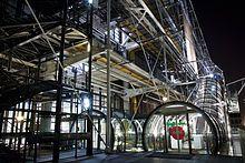 Pompidou-senteret - Wikipedia