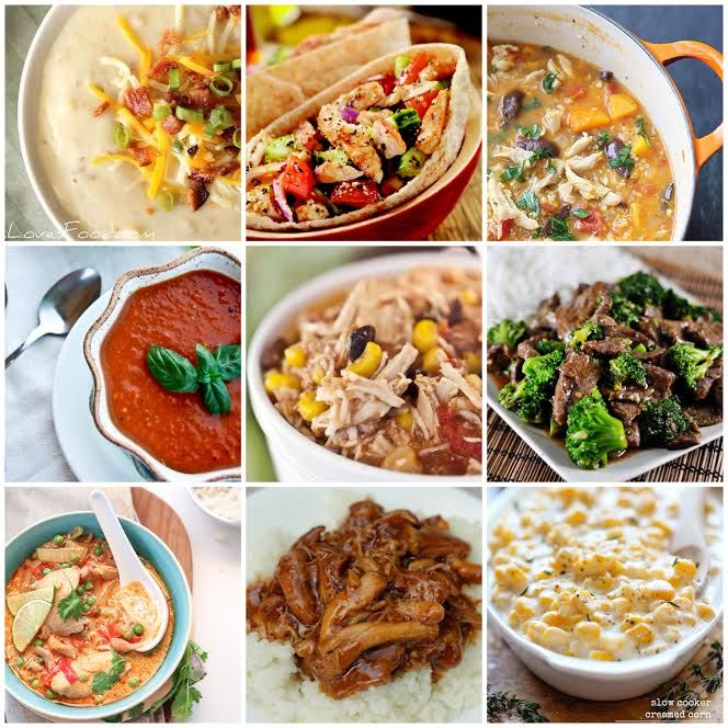 Sharing 25 of the best Crockpot Recipes. Perfect for a rainy or winter day on a busy weeknight.
