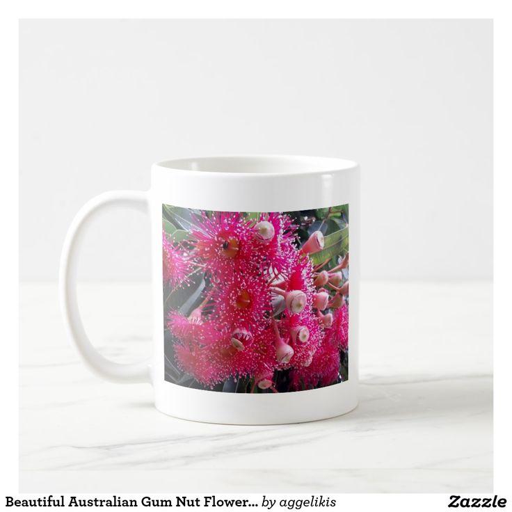 Beautiful Australian Gum Nut Flowers Design