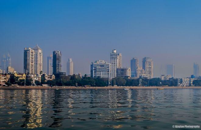City across the sea - Ajaytao