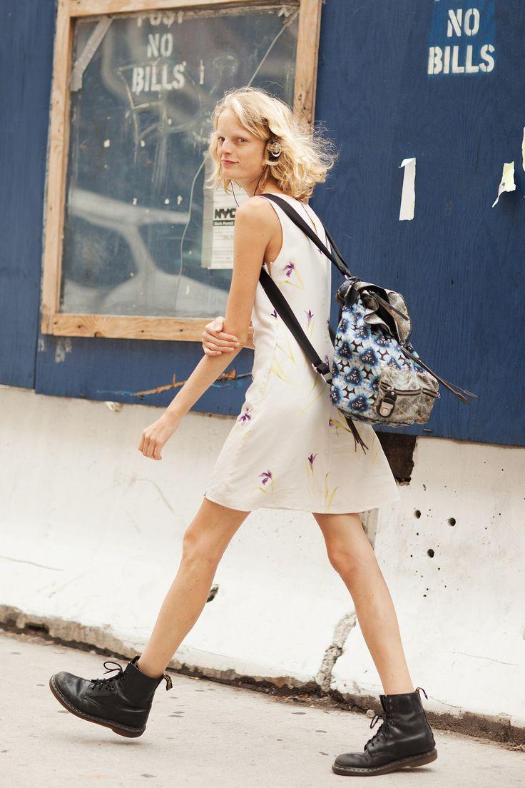 NYFW Street Style, Spring/Summer 2013
