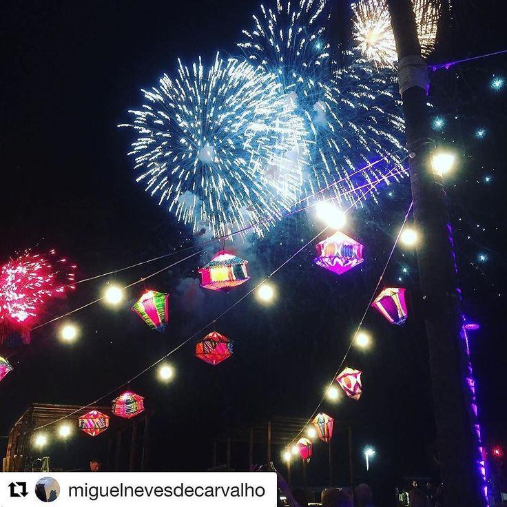#Repost @miguelnevesdecarvalho with @repostapp  Celebrating life... #puntamita #fireworks #puntamitafun #pmrfb #puntamitarentals