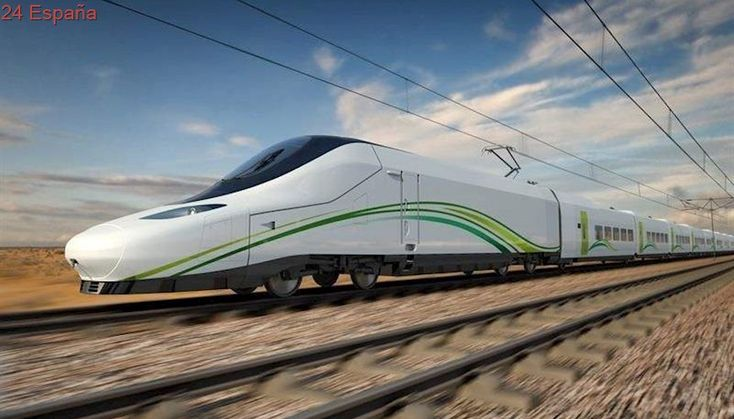 El tren de alta velocidad completa su primer viaje de Medina a La Meca