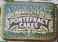 Wilkinsons Pontefract Cakes