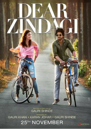 Dear Zindagi Full Hindi Movie Free Download hd 720p