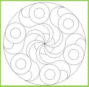 62 best Mandala Coloring Pages images on Pinterest Kindergarten