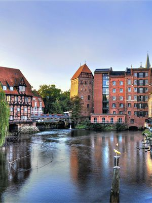 Lueneburg Lüneburg