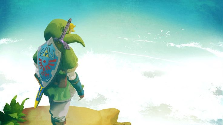 Legend Of Zelda HD Wallpaper