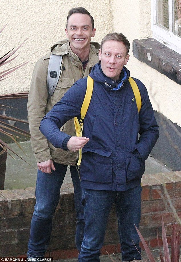 In good spirits: The romance between Sean Tully (Antony Cotton) and the new vicar Billy Ma...