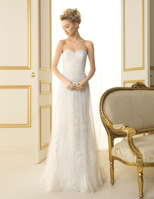 Luna Novias 135 TENOR - Luna Novias - Bridal Gowns