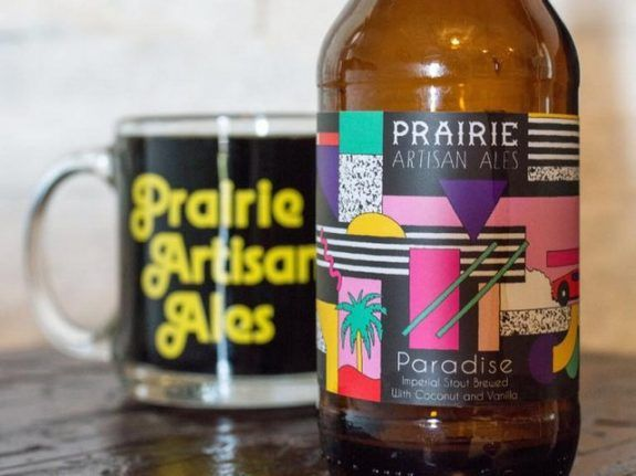 Prairie Paradise, Firestone Walker Parabola and Bravo now online at Craft Beer Kings