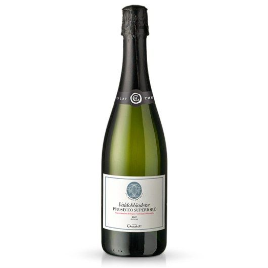 Refreshing and fruity, our lively and uplifting Classic Prosecco is exclusively made in a boutique winery in the Dolomite foothills and is especially good with our milk and white chocolates. #hotelchocolat #hcdreamhamper