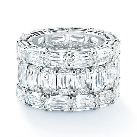 Ashoka collection- eternity ring 20ct--Boodles