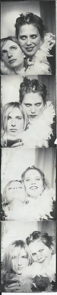 Louise Port and Nina Gordon. Veruca Salt.