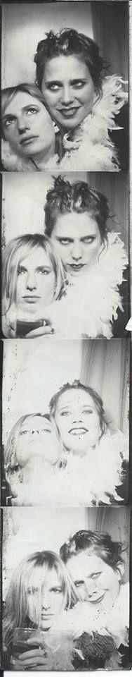Louise Port and Nina Gordon (Veruca Salt)
