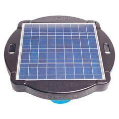 Solar Pool Pump and Filter System - Natural Current Floating Savior Solar Pump and Filtration System Savior??