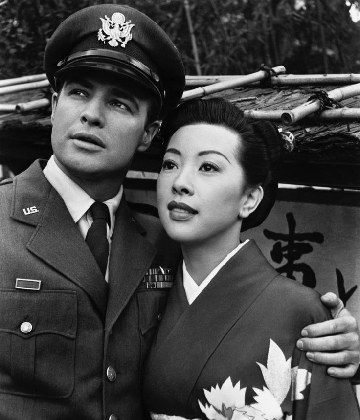 If you were born in 1957, that year Marlon Brando's hit movie Sayonara was released - it co-stared Red Buttons and James Garner had a small role in it too which fans didn't mind at all! The movie was a soapy drama but I loved it as a kid and it did well in the box-office - there was a delish theme song too that seems now to be largely forgotten outside of Japan.