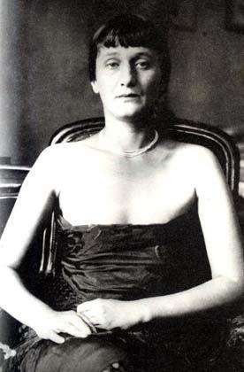 Russian Anna Andreevna Akhmatova 32