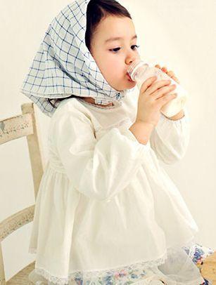 amberシャルロットブラウス - 韓国子供服tsubomi かわいい輸入服のセレクトショップ